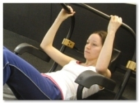 Exercise Ab Roller Crunch